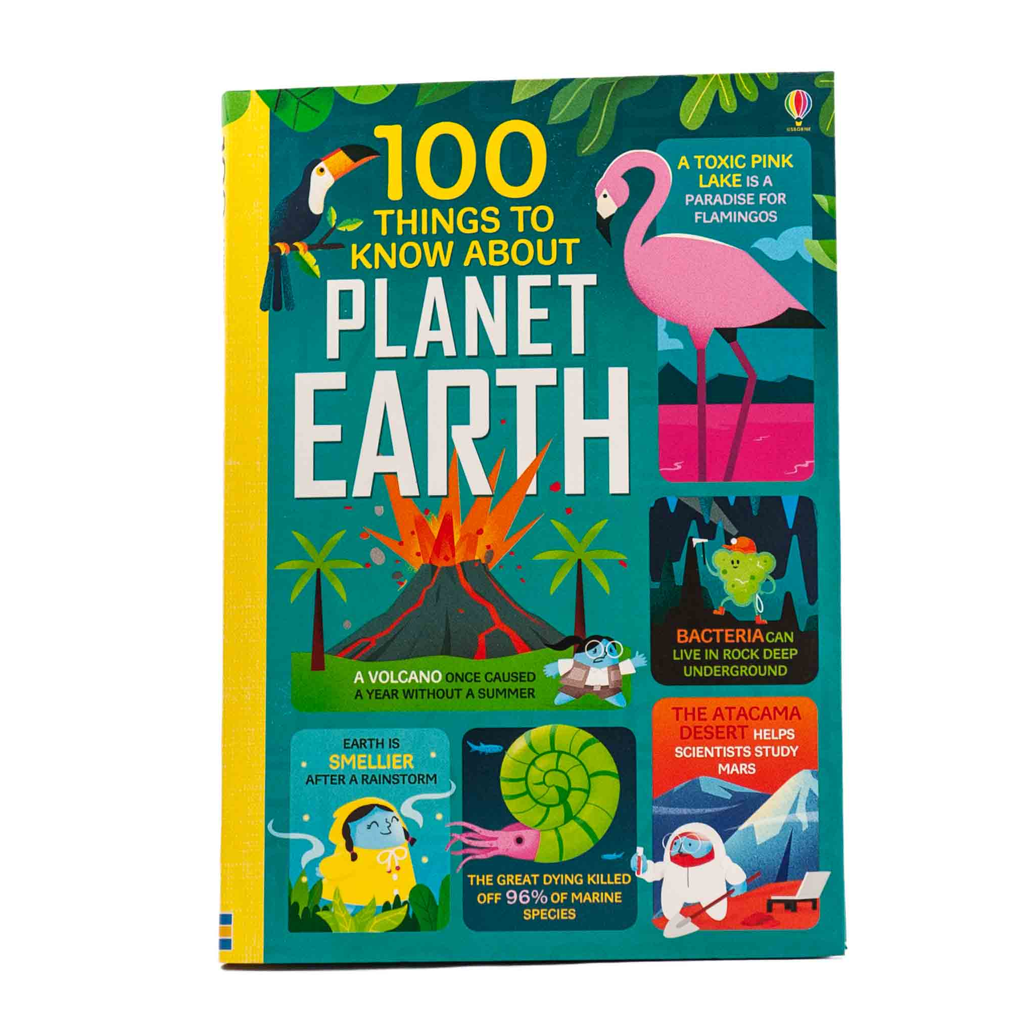 100 things to know about earth book