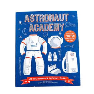 astronaut book