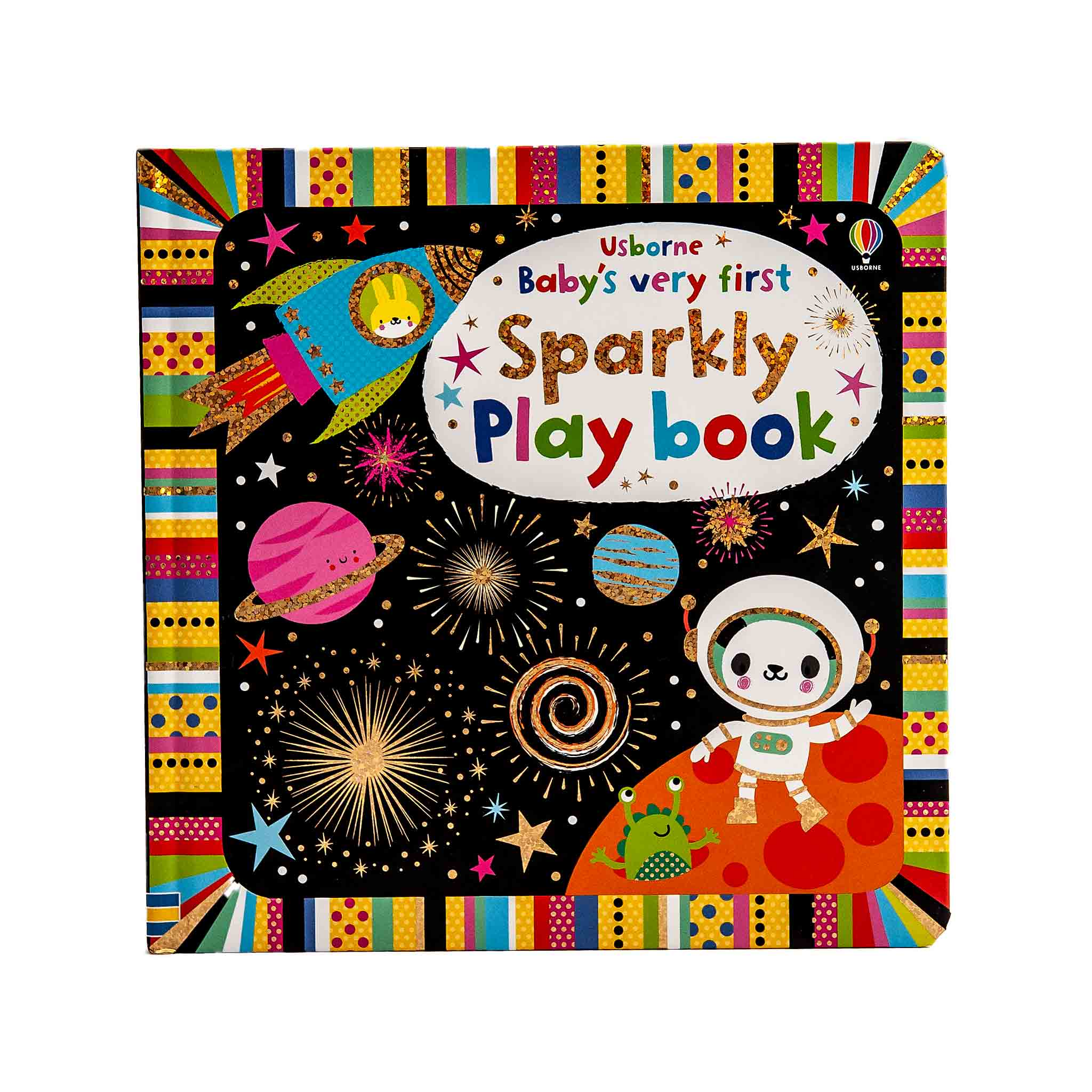 bright and sparkly baby book