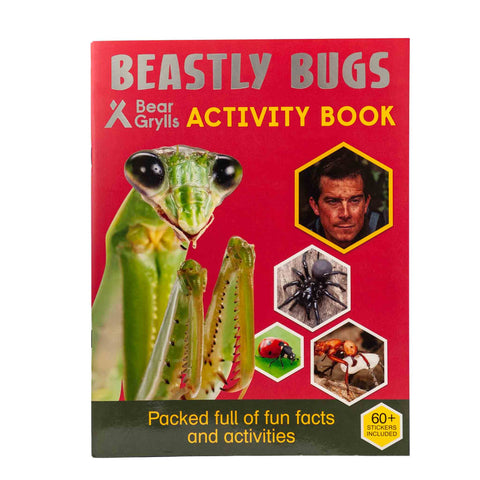 bug activity book