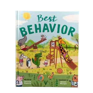 patricia hegarty behavior book