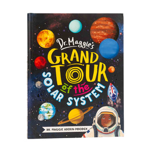 solar system themed book