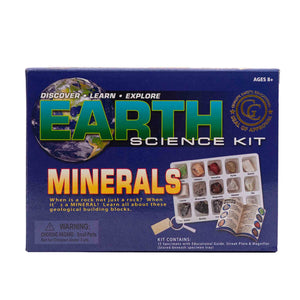 mineral earth kit