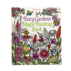 fairy themed coloring book