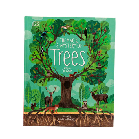 Magic & Mystery of Trees  Hardcover