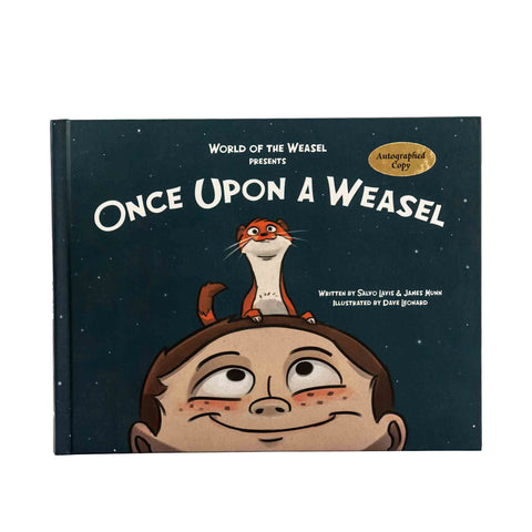 world of weasel book