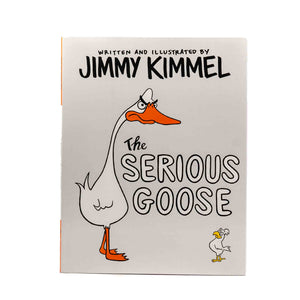 goose themed book