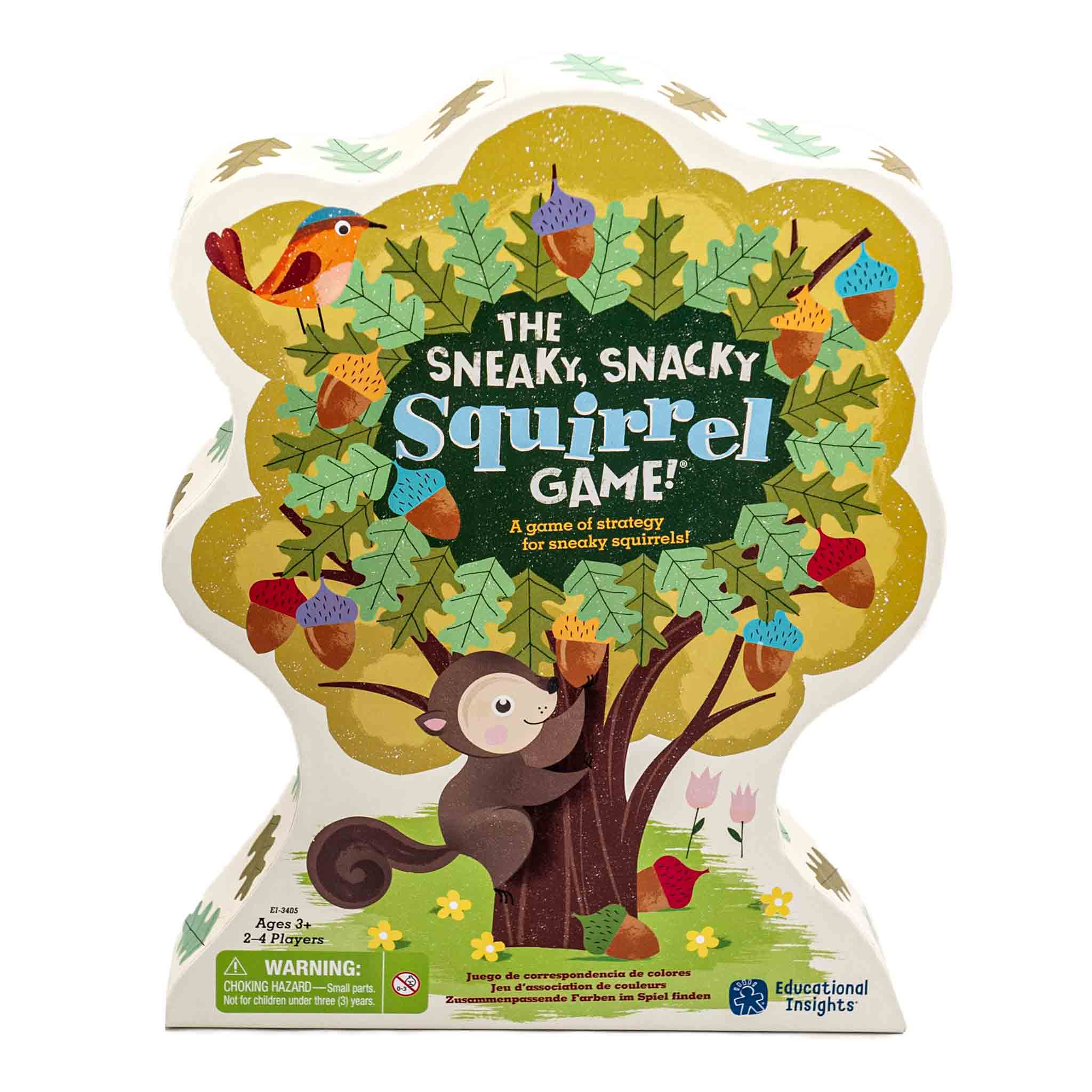 squirrel themed game
