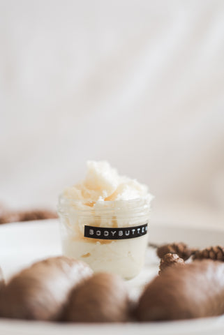 Shop the DIY Body Butter Zutaten