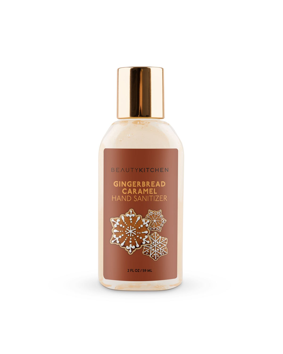 Gingerbread Caramel Hand Sanitizer 2oz