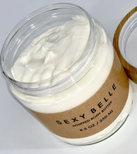 Load image into Gallery viewer, Sexy Belle Whipped Body Butter - 8.5 OZ - YAAGANIX