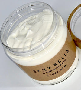 Sexy Belle Whipped Body Butter - 8.5 OZ - YAAGANIX