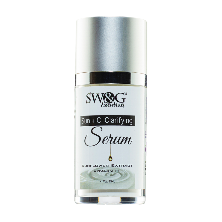 Sun + C  Stem Cell Serum - Vegan