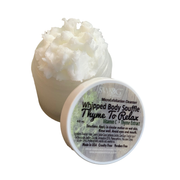 Thyme To Relax Whipped Body Souffle