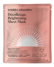 InfuseFAST Décolletage Sheet Mask