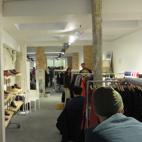 Resident Showroom Paris