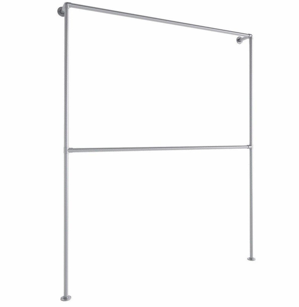 Ziito Clothes Rail Double Wall Tøjstativ