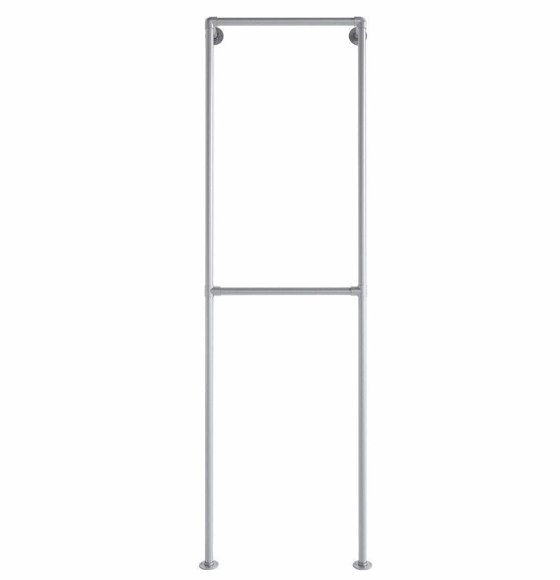 Ziito Clothes Rail E1dr / 50 cm Double Wall Tøjstativ