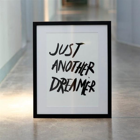 Art print - Just another dreamer