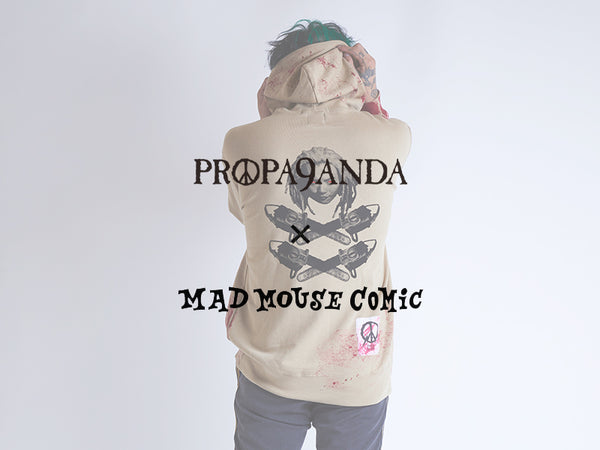 PROPA9ANDA×MAD MOUSE COMiC Collaboration