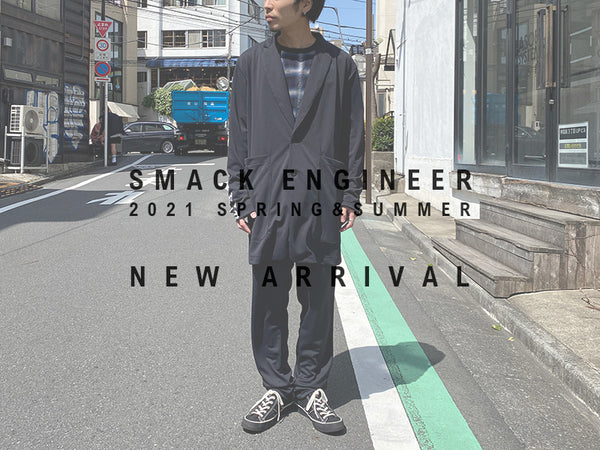 SMACK ENGINEER NEW ARRIVAL
