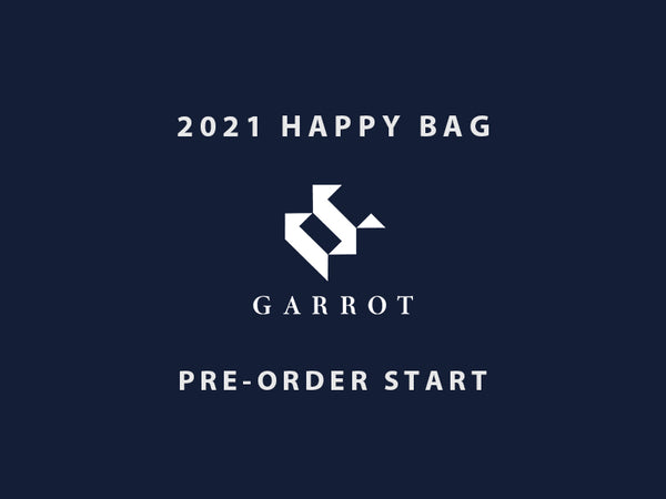 2021 HAPPY BAG PRE-ORDER START!!!