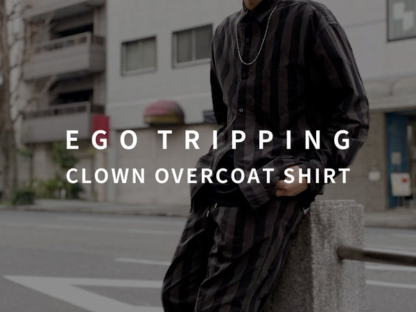 EGO TRIPPING / CLOWN OVERCOAT SHIRT