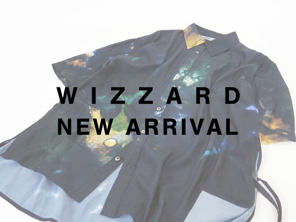 Wizzard / NEW ARRIVAL