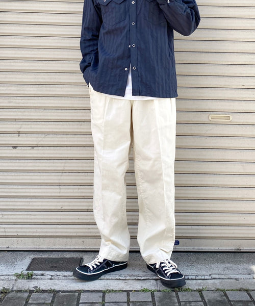 EGO TRIPPING / 50's AUSTRALIA ARMY TROUSERS