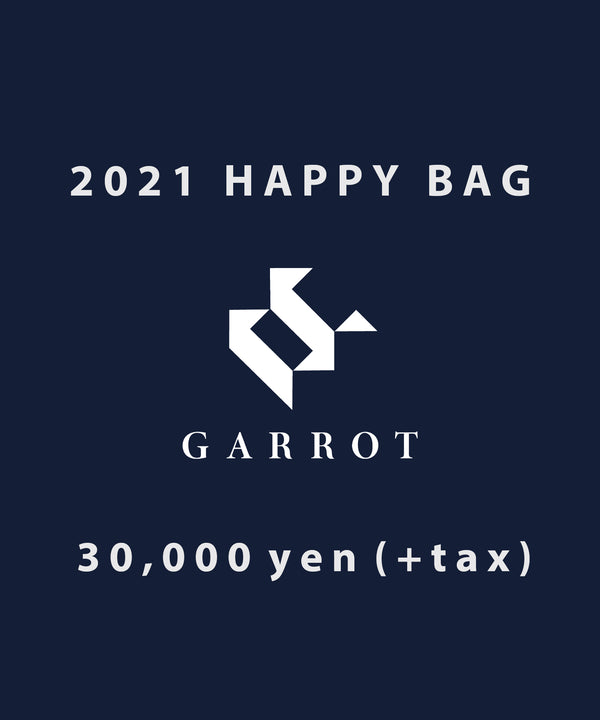 【予約】2021 HAPPY BAG 30,000 yen