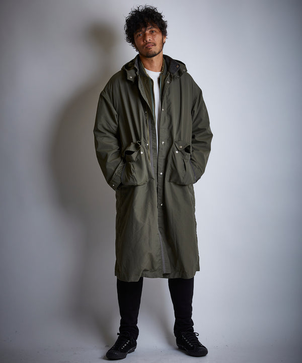BENCH COAT 2way