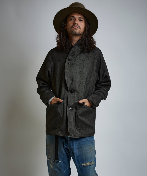 SHAWL HUNTING JACKET