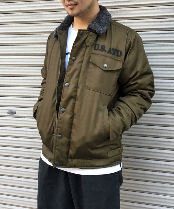 A2 DECK DOWN JACKET