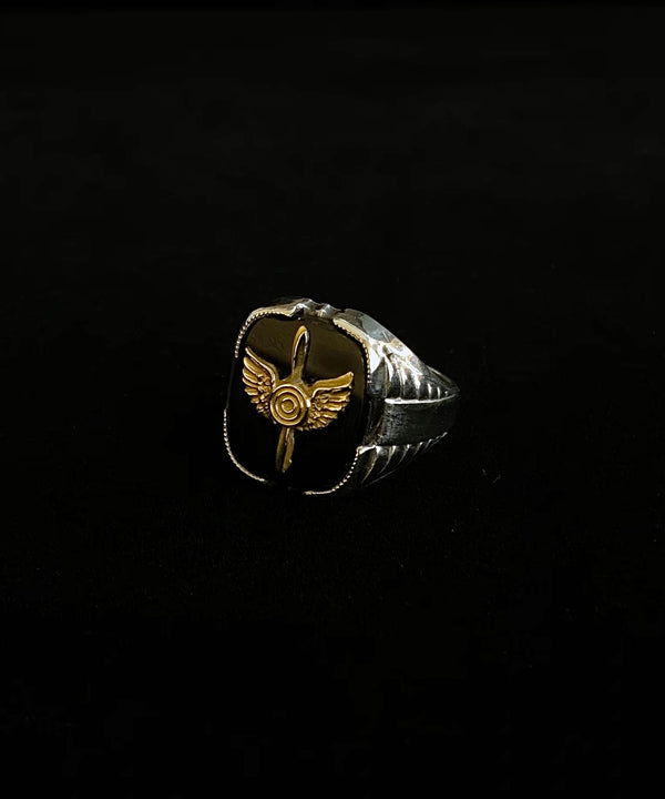 Ostby Barton US ARMY Air Corps Ring