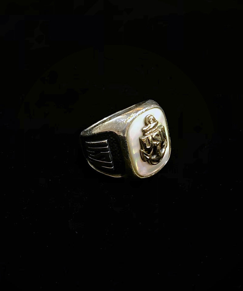 Ostby Barton US NAVY Ring