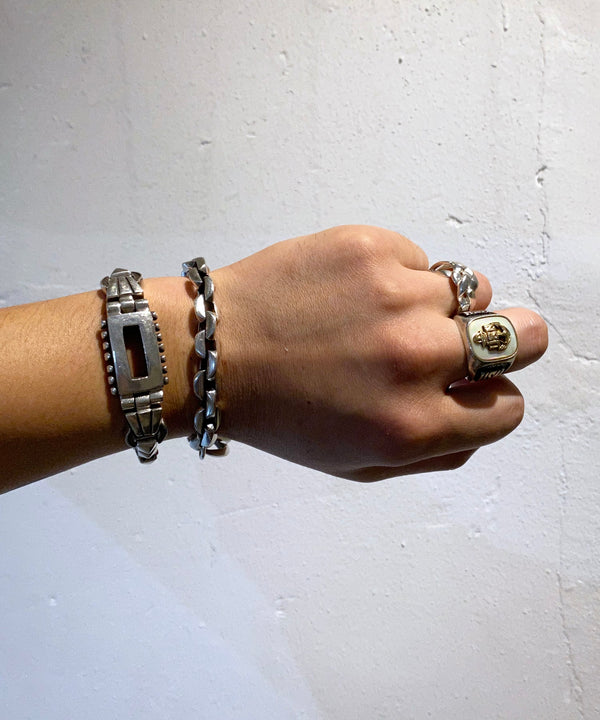 Lisa Jenks studs bracelet