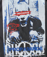 DISCHARGE SPOTTING BIG TEE