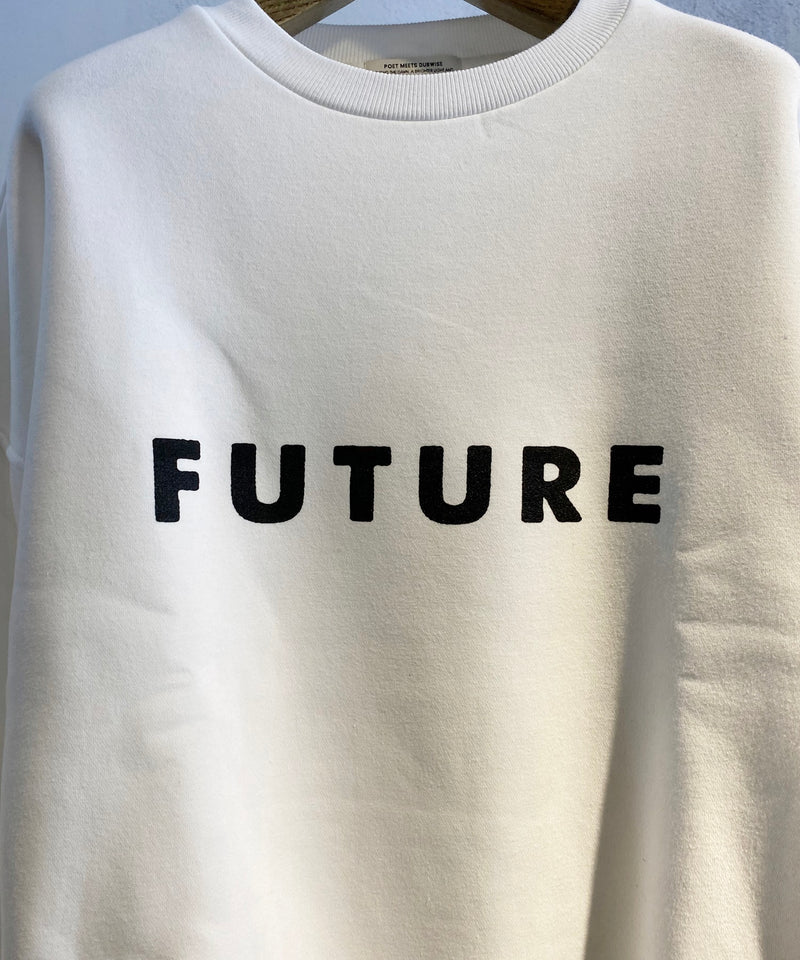 FUTURE Big silhouette Sweat