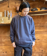 SWITCH ZIP SWEAT Pt.