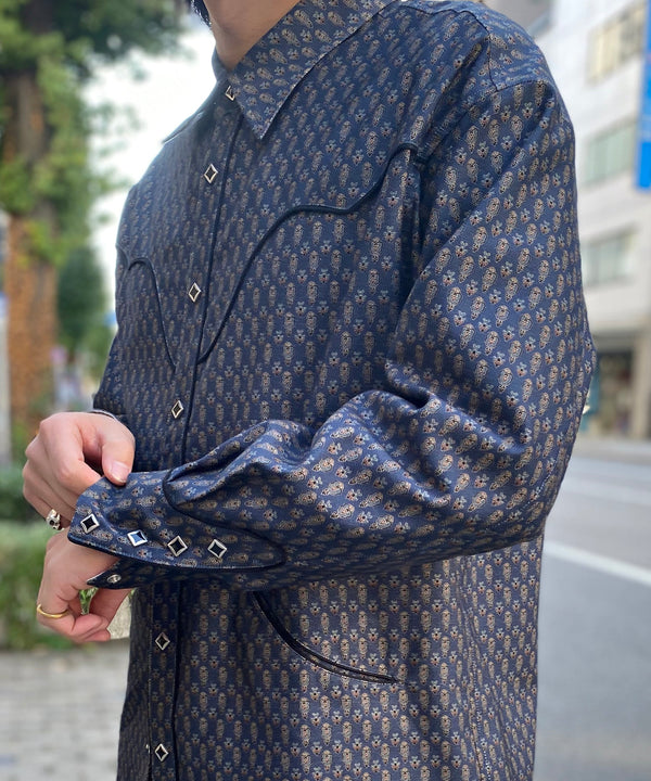ARABESQUE WESTERN JACKET -GARROT LIMITED ver.-