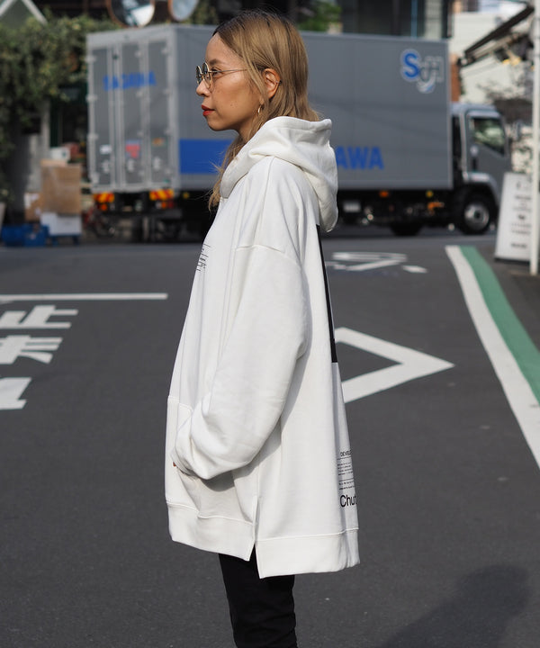 ICON SWEAT BIG PARKA