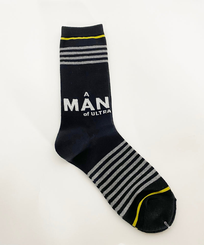 A MAN of ULTRA×EGO TRIPPING SOX