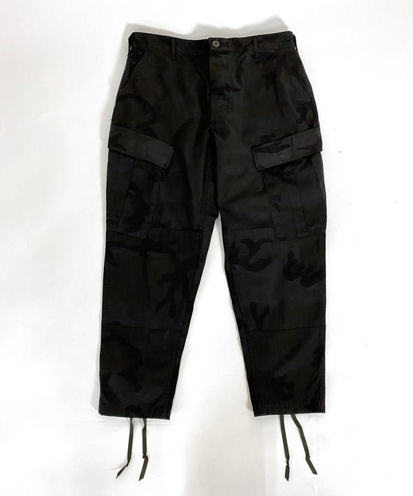 REMAKE MILITARY CARGO PANTS-002