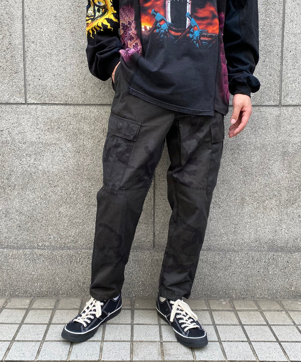 REMAKE MILITARY CARGO PANTS-003