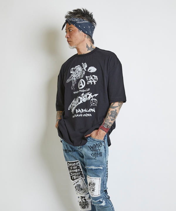 DESPERADE GRAFFiTi BIG TEE