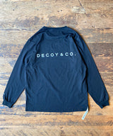 D-DUCK LOGO IN CHEST L/S Tee