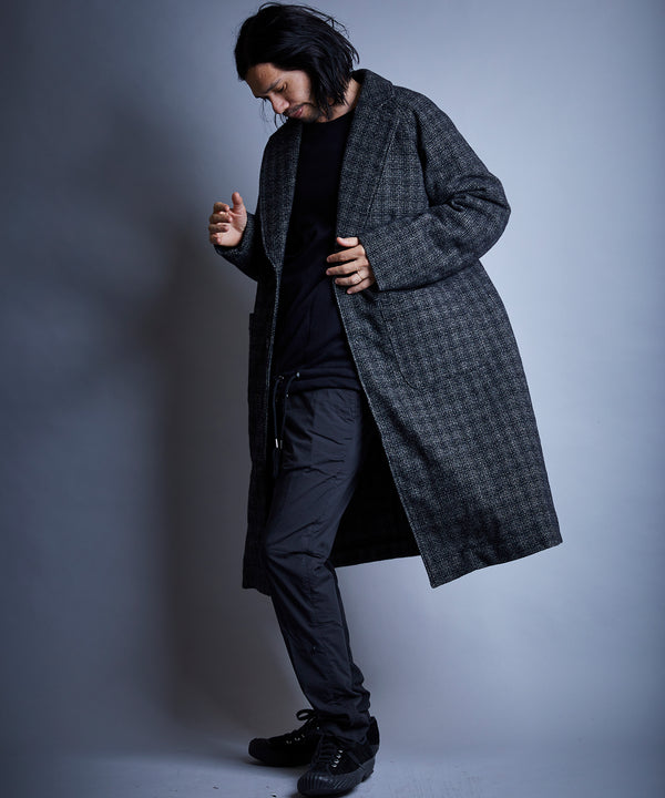CHESTER OVERCOAT british wool