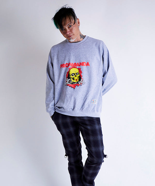PEKE-PERO SKULL SWEAT