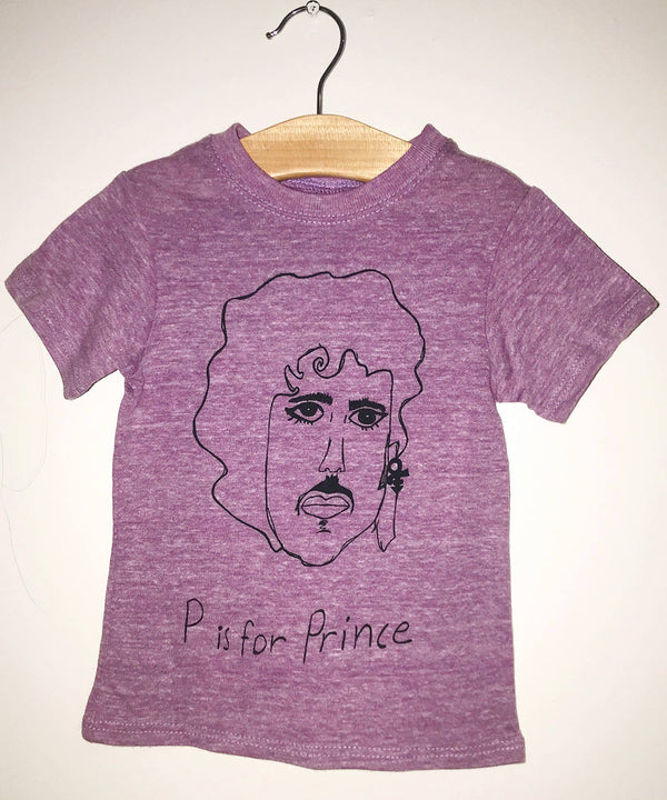 P is for Prince Tee
