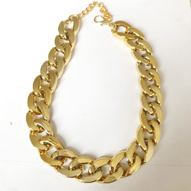 Thick Cuban Link Dog/Puppy Collar